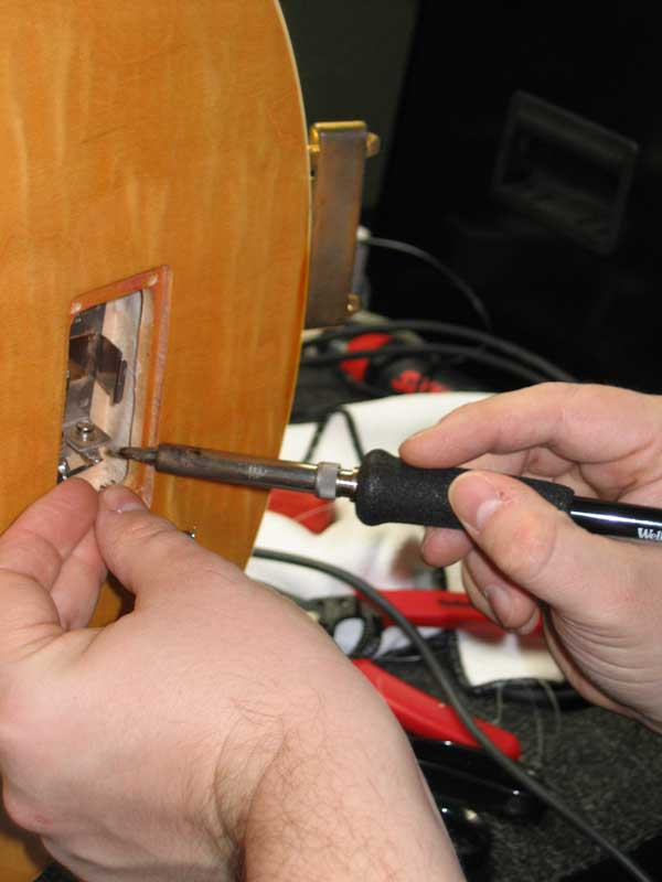 we repair all kinds of instruments